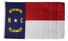 North Carolina Flag 3 x 5 Foot Flag - New Higher Quality Ultra Knit 3x5' Flag