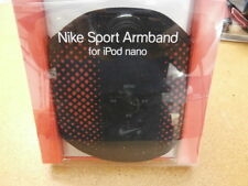 NEW NIKE Sport ArmBand for iPod nano - Style AC1126 - Color 088 Orange/Black