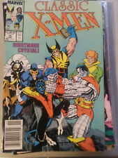 classic x-men #15