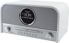 Soundmaster Nr 850 We WEISS DAB Radio mit Bluetooth