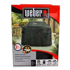 Weber 7139 Grill Cover for Spirit II 300 & Spirit 200, 300 Series - Black