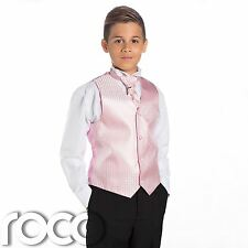 Niño Bebé Rosa y negro traje, TRAJE CEREMONIA NIÑO, Niños Boda,