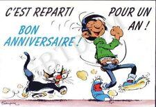CPM de Gaston LAGAFFE - FRANQUIN 5