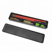 6pcs/Set Aluminum Rod Brush Cleaning Kit For 12 GA Gauge Gun Hunting Brush Set