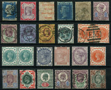 QV - KEVII GB Stamp Collection Inc SG 5 1840 2d Blue Filler & SG 210 Mint