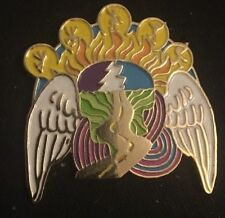 """Grateful Dead-Golden Road """"Tripp"""" Pin Limited Edition Sold Out"""