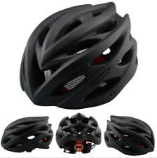 Mountain Bike Road Helmet Adjustable Mens Womens Adult Sport Cycling Bicycle MTB