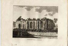 1797 stampa di maybole Chiesa, Ayrshire, Scozia