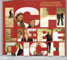 (GM16) Brunner & Brunner, Ich liebe dich  - 2006 CD