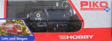 PIKO 73000-2 Caldaia Carrello VTG DB, Epoca IV, come nuovo, OVP