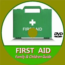 EMERGENCY BASIC FIRST AID CARE FOR ALL THE FAMILY ESSENTIAL CARE GUIDE VIDEO DVD