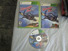 Damage Inc.: Pacific Squadron WWII (Xbox 360, 2012) complete