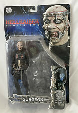 NECA HELLRAISER FIGURE, Series Two, Surgeon, Horror, Gothic, New In Box