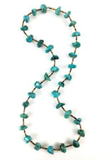 Native American Turquoise & Heishi Necklace Lot 1005