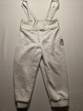 New listing AF Absolute Fencing Gear Size US 30 Comfort 350N Level 1 Unisex Knicker Pants