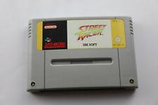 Jeu STREET RACER pour Super Nintendo SNES version PAL
