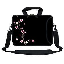 """Neoprene Laptop Bag Case w. Pocket Shoulder Strap to Fit Chromebook 11.6"""" 2901"""
