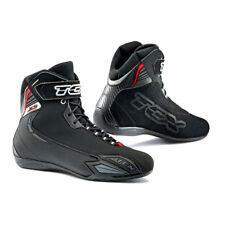 TCX X-Square Sport Waterproof Short Motorcycle Motorbike Boots - Black