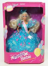 Barbie Birthday Mattel 11333 NRFB