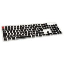 Glorious PC Gaming Race ABS Keycaps - 105 Tasten, schwarz, DE-L