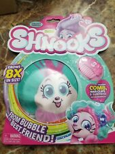 ZURU SHNOOKS SHAZAM w/ Comb,Hair Clips & Surprise Accessories~NEW/SEALED~