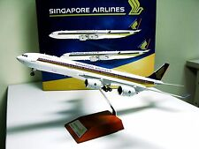 "1/200 JC WINGS SINGAPORE AIRLINES A340-500 ""LEADERSHIP"" 9V-SGA XX2335"