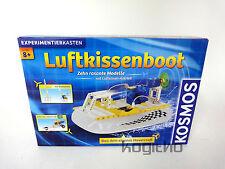 NEUOVP Kosmos Experimentierkasten Luftkissenboot Luftkissenbahn Baukasten Lernen