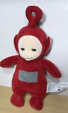 2016 Spin Master  Red Teletubbies PO 12-Inch Plush Talkin Toy