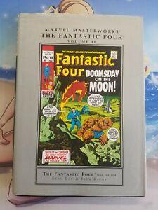 Fantastic Four Marvel Masterworks vol 10 HC Hardcover