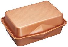 Masterclass Smart Ceramic 42.5 x 31.5 cm Heavy Duty Stacking Roasting Tray Set