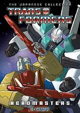 Transformers Japanese Collection Headmasters DVD Box Set Series Show TV R1 anime