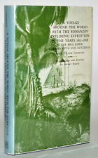 Voyage Around the World Romanzov Exploring Expedition Kotzebue 1815-18 Brig Ruri