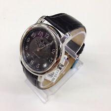 SARTEGO Toledo Men's Genuine Crocodile Leather Japan Quartz Watch SEN551B