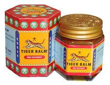 Baume du tigre rouge, pot de 30g (Tiger balm red 30g)- Douleurs Dos, Muscles...