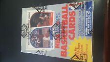 1989 Hoops #1 Basketball Wax Box, 36 packs (BBCE Wrapped) Robinson Rookie
