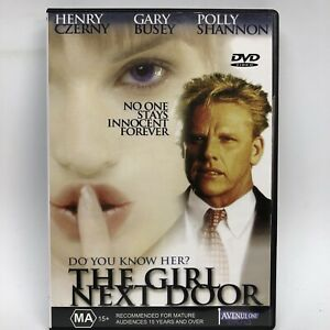 The Girl Next Door - DVD - AusPost with Tracking