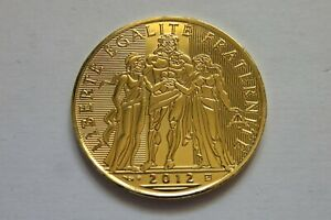 10 Euro Hercule 2012 Argent
