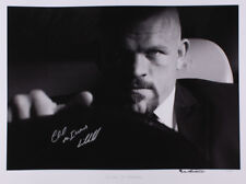 "Chuck Liddell ""Driven to Greatness"" Signed 23x30.5 UFC Fine Art Giclee Autograph"