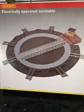 HORNBY ELECTRICALLY OPERATED TURNTABLE - R070