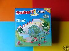 Fischer tip Box S Dino aus Kartoffelstärke und Lebensmittelfarbe