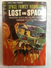 Space Family Robinson - Lost in Space #24 Comic Book Gold Key 1967