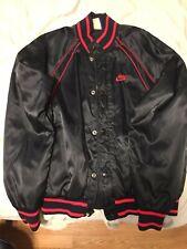 Vintage Michael Jordan Air Jordan 1 Wings Satin Jacket Size M
