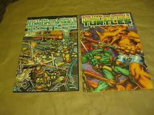 Teenage Mutant Ninja Turtles-TMNT-Comics from the 1st series #5-14,16,18 + MORE