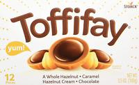 TOFFIFAY Hazelnut Candies, 12 Piece Box (3.5 OZ) $6.87 FREE SHIPPING!!