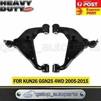 KUN26 Lower Control Arm Front Left & Right for TOYOTA HILUX GGN25 4WD 05-15 L &R