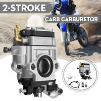Carburateur Moto Scooter Dirt Pocket Bike 2 Course 43cc 47cc 49cc Moteur 15mm