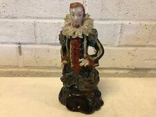 Vintage  Cordey Victorian Man Figurine / Bust