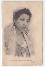 CPA ALGERIE portrait TYPE DE JEUNE FILLE ARABE Edit P.S. ca1906