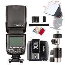 Godox TT685S 2.4G HSS TTL GN60 Flash Speedlite+X1T-S  Kit for Sony A58 A7RII