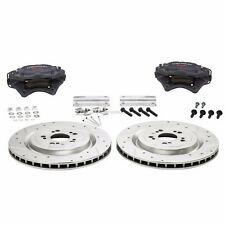 "ZZPerformance 14.5"" Big Brake Kit for 2005-10 Chevy Cobalt w/ Brembo Calipers"
